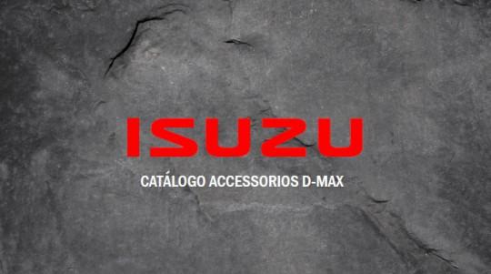 Catálogo Catálogo de Accesorios D-MAX